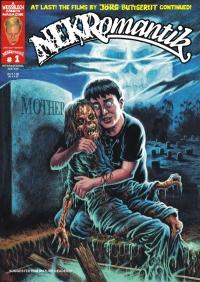 Nekromantik Comic International Edition