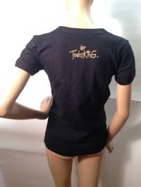 "Shirt ""25 Jahre Todesking"" female (size L)"