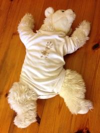 Baby Body white size 86/92