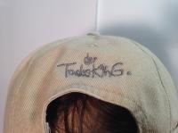 "Cap ""Der Todesking"" (beige)"