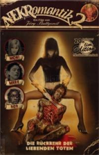 Nekromantik2 Hardbox 20th anniversary limited edition (DVD)