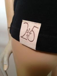 """Shirt """"25 Jahre Todesking"""" female (size XL)"""