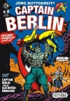 Captain Berlin #2 Comic
