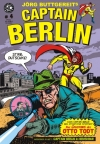 Captain Berlin #4 Comic