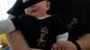 Baby Body Schwarz Größe 86/92